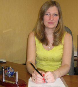 Юрист в Рязани Борисова Ирина Владимировна